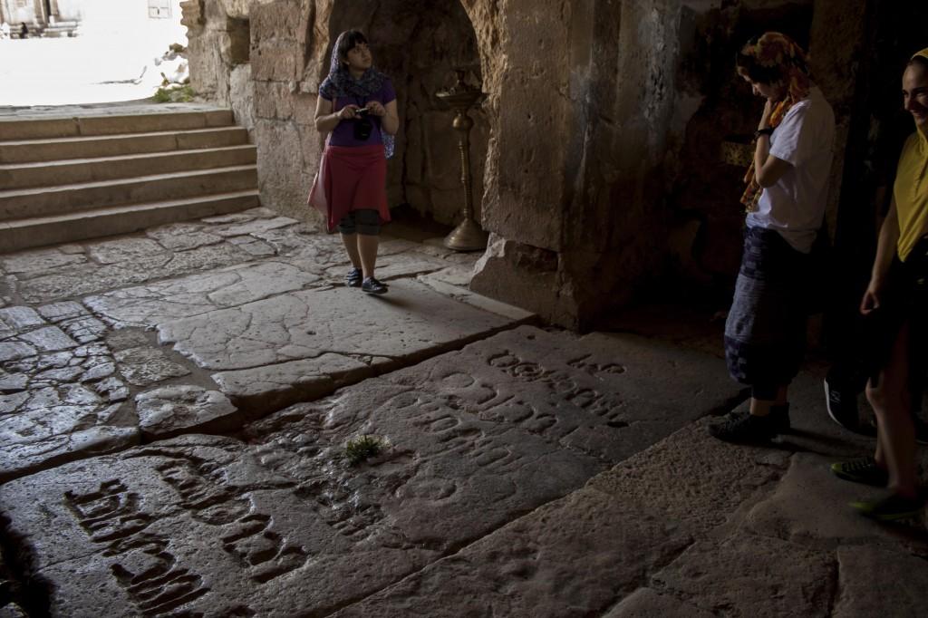 King David the Builder Tomb in Gelati