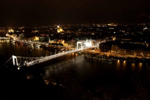 Budapest: a day with the boss