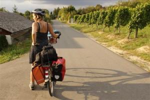 Como Fue que Llegué  Tan Lejos en Bicicleta