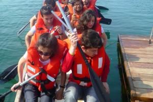 Drachenbootrennen: Zusammen sind wir stark