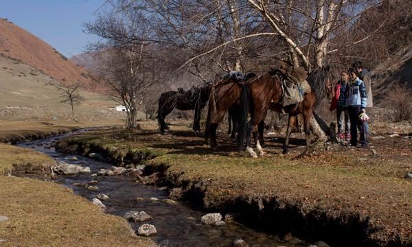 Radreisebericht – Durch Kirgisistan nach China