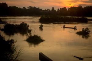 The Islands of Laos: Sunrise Part 1