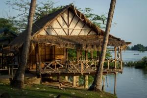 Las Islas de Laos: Atardecer Parte 2
