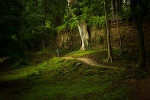 Angkor en Bicicleta Parte Uno