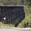 Australia en Bicicleta: Bruthen a Thurra River