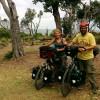 Mit dem Rad durch Australien Teil 4: Stachelrochen, Papageien, Kängurus und ein Hai