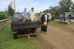 Backpacking Tonga