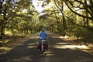 Mit dem Rad durch Neuseeland Teil 4: Das Sandfliegen-Territorium