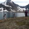Mit dem Rad durch Alaska: Glenn Highway per Fahrrad