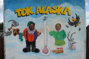 Cycling Alaska: Cycling the Tok Cutoff