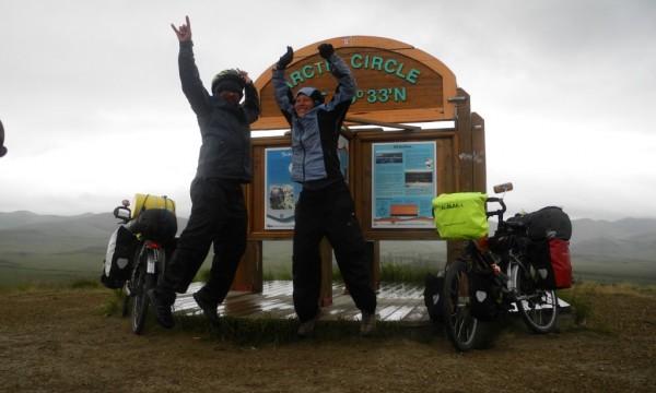 Dempster Highway per Fahrrad Teil 2: Mit dem Rad in die Arktis