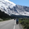 Cycling the Icefields Parkway: Winter in August