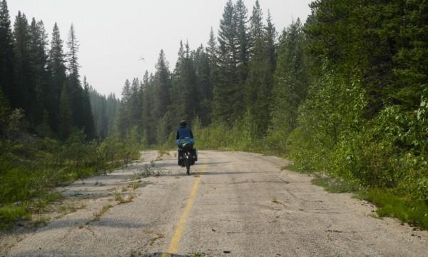 Wie die nassen Mohnbrötchen – Von Lake Louise nach Revelstoke
