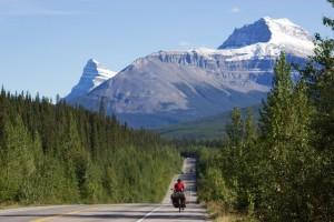 Icefields Parkway: 350 km de Asombro