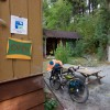 En Bicicleta por Canada: Golden y Revelstoke