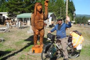 Oregon Küste per Fahrrad: Von Walen, Wind und Dünen