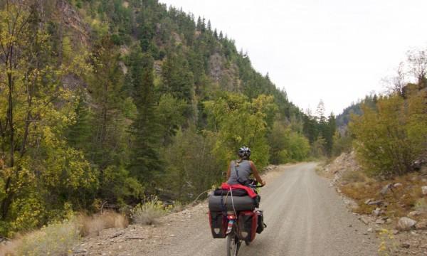 Die letzten Wochen in Kanada: Mit dem Rad nach Vancouver