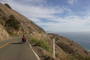 Mit dem Rad durch Kalifornien Teil 1: Von Riesenbäumen und Dreadlocks