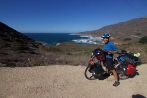 Wo die Geier ihre Kreise ziehen: Mit dem Fahrrad durch Kalifornien Teil 2