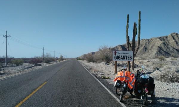 Von heißen Quellen und Riesenkakteen– Niederkalifornien mit dem Fahrrad Teil 3