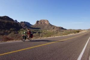Pedaleando por Baja California Sur