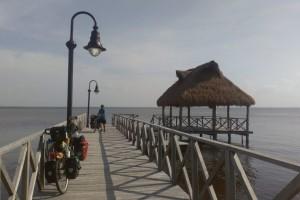 Der heiße Süden Mexikos – Tabasco und Campeche mit dem Rad