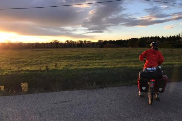 Von Verkehrsrowdies und Schokocroissants – Mit dem Rad durch Frankreich