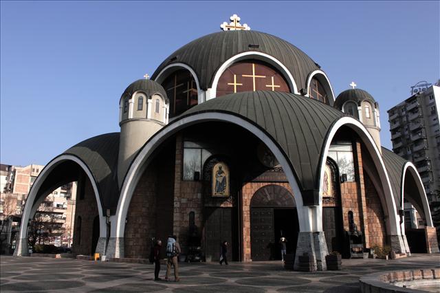 Orthodox Church in Skopje