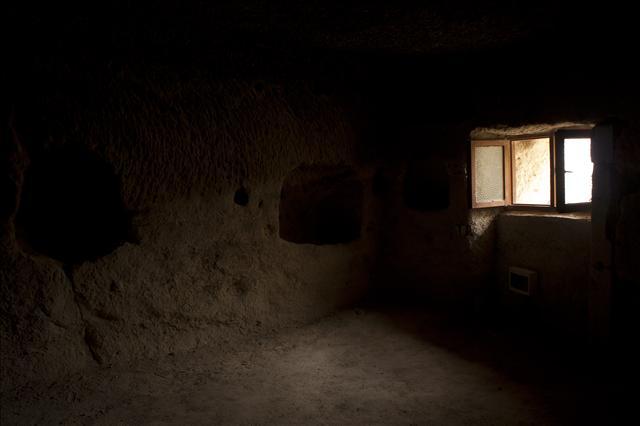 Cavasin Inside Cave