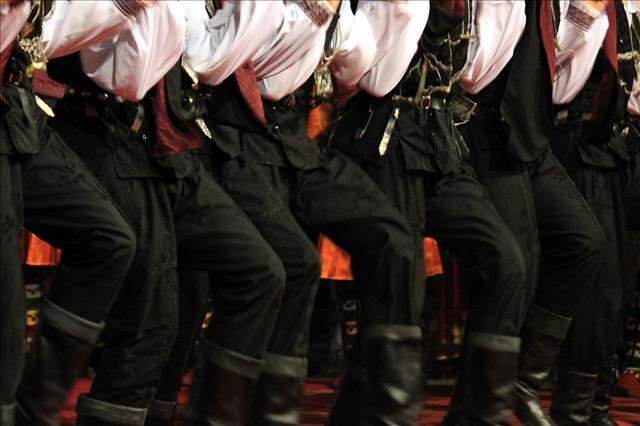 J The Horun Dance 2