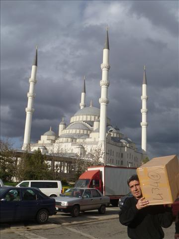 Getting lost in Ankara