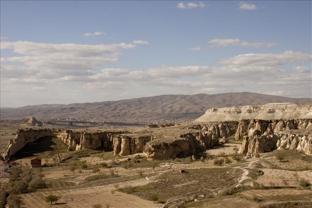 Panoramic of Cappadocia