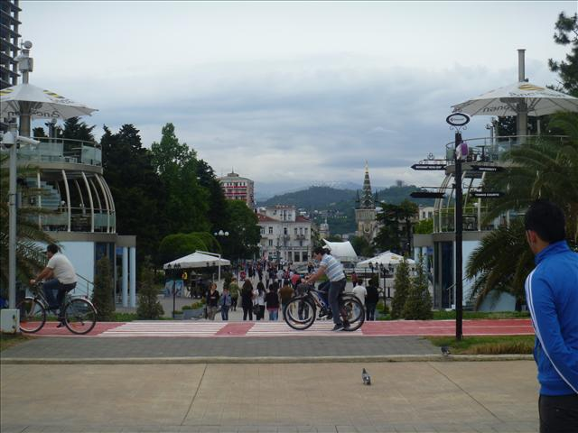 Batumi City Center