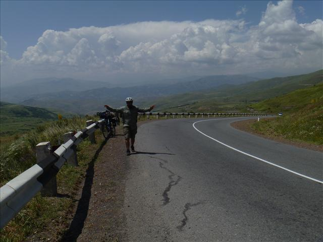 Voratan Pass, Armenia