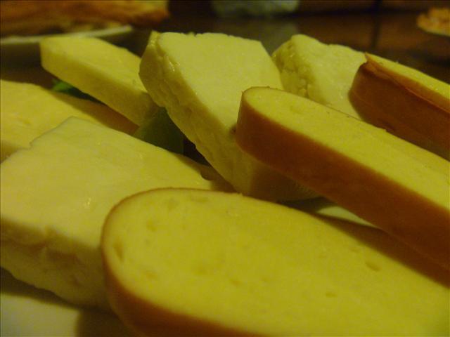 Georgischer Käse