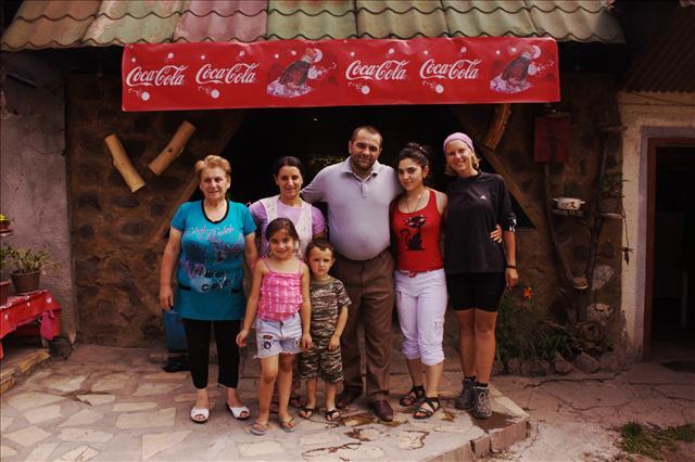 Movsisyan Family and Annika