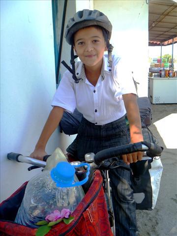Future world-cyclist