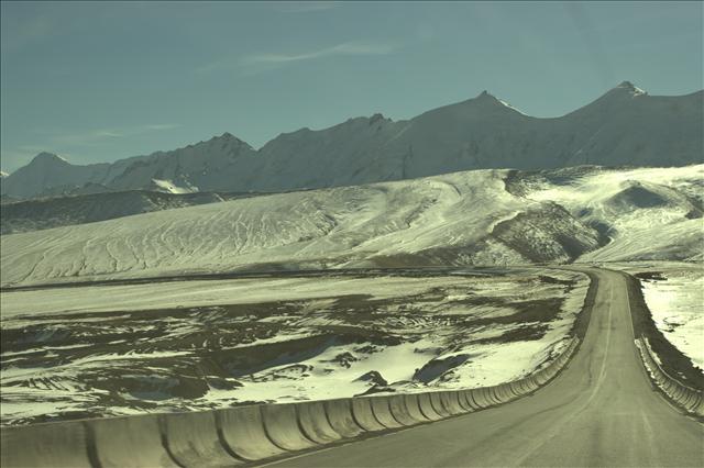 Das Pamir Gebirge