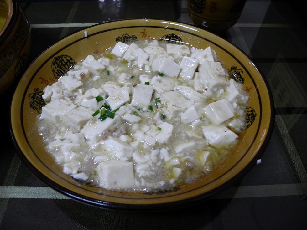 Tofu-Soup in Yibin, South Szechuan Proivince