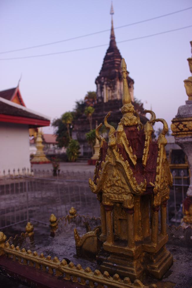 Temple in Luangprabang