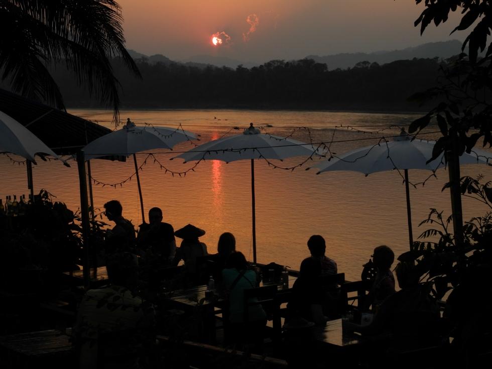 Mekong in Luang Prabang
