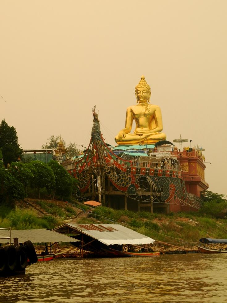Mekong am Goldenen Dreieck.