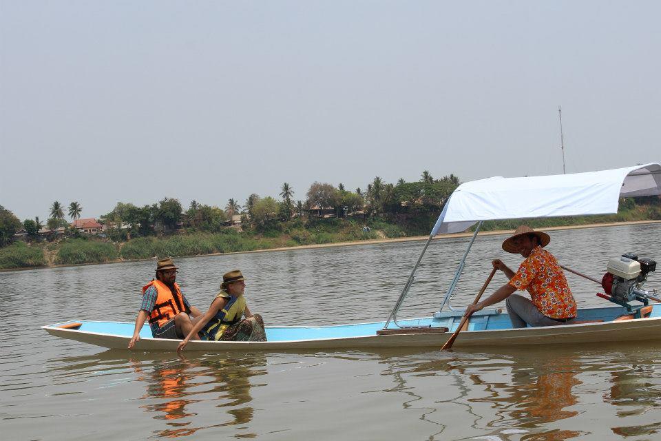 Mekong in Nong Khai