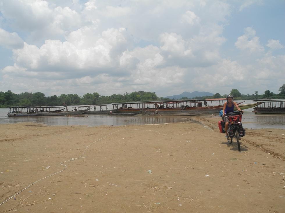 Pier in Ban Nakasang