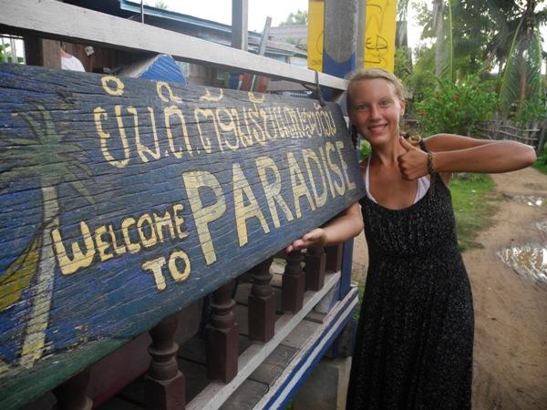 Paradiesische 4000 Inseln