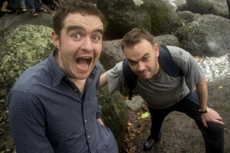 Brian y Donal