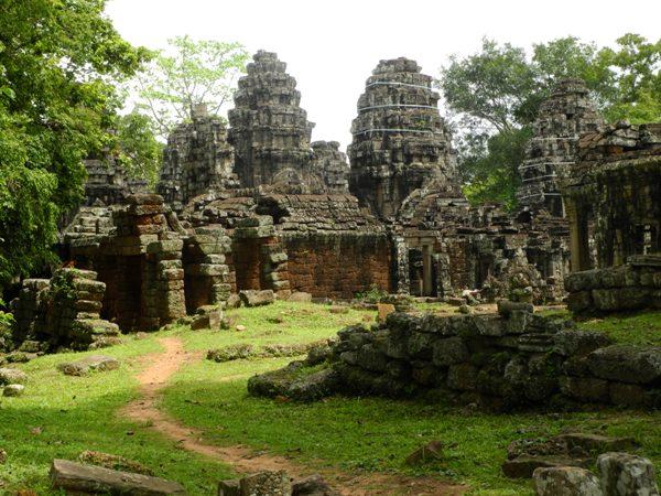 Ta Prohm Ruinen