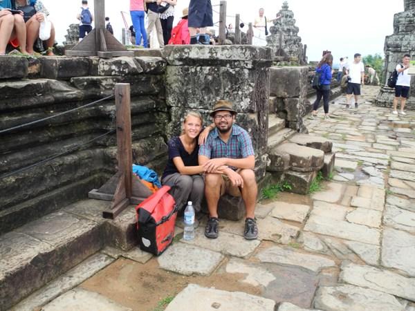 Tempel Phnom Bakheng