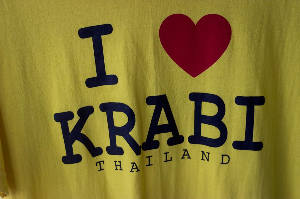 Yo también amo a Krabi