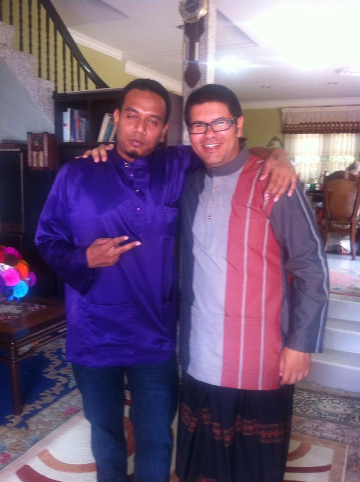 Achik and Roberto